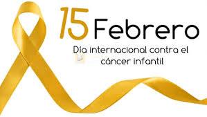 DIA INTERNACIONAL DE LUCHA CONTRA CANCER INFANTIL