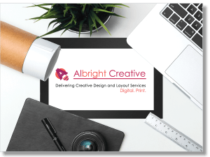 Albright Creative Logo