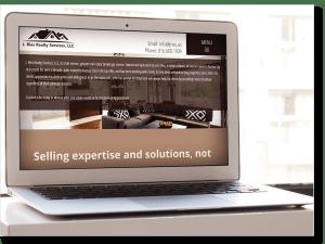 Real Estate Website Sample