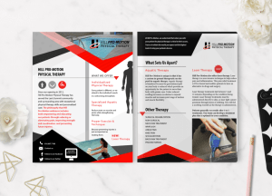 Physical Therapy Flyer