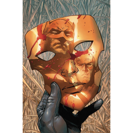 Clay Mann Cover Heroes In Crisis #3