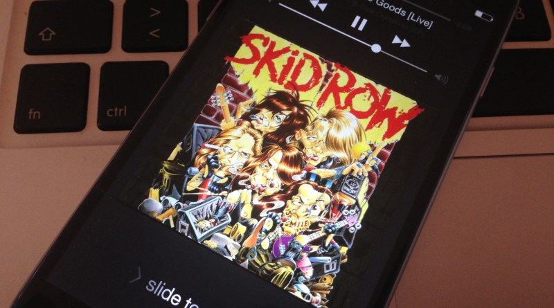 Skid Row - B-Side Ourselves (EP) (1992)