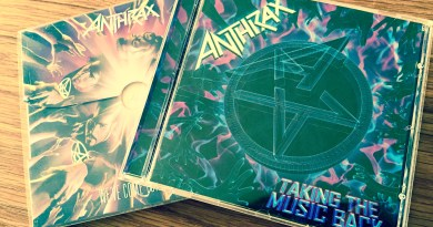 Anthrax - Taking the Music Back (2003)