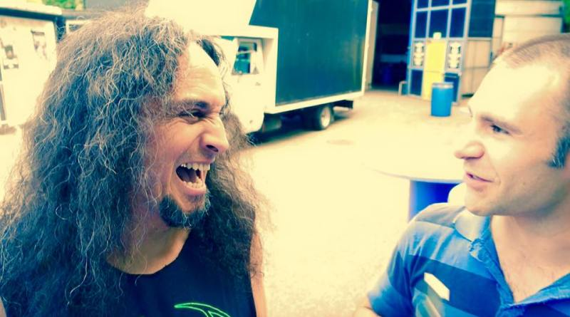 Death Angel: a thrashumentary – An interview with Mark Osegueda