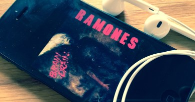 Ramones - Brain Drain (1989) | www.albumsthatrock.com