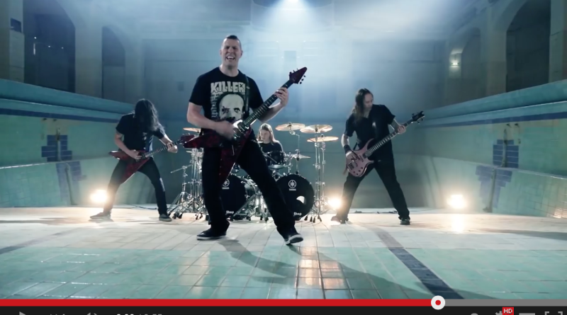 Annihilator - Suicide Society Official Video (2015)
