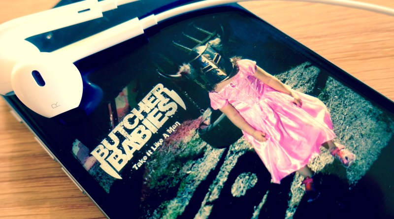 Butcher Babies - Take It Like A Man (2015)