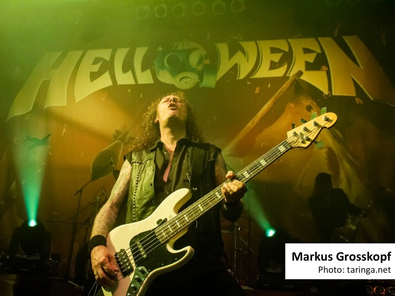 Markus Grosskopf, Helloween