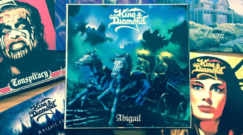 King Diamond - Abigail (1987) | www.albumsthatrock.com