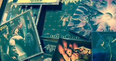 Anthrax Studio Albums Ranked Worst To Best