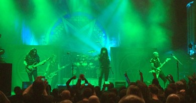 Anthrax live @ Z7 Switzerland on 18 June 2016