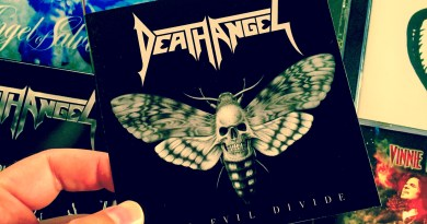 "Death Angel ""The Evil Divide"", 2016"