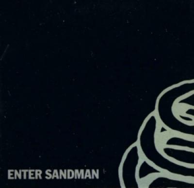 Metallica Enter Sandman (1991) single