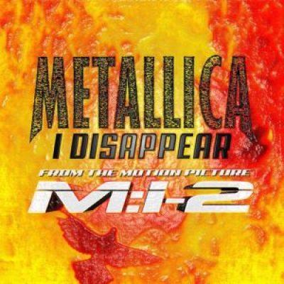Metallica I Disappear (2000) single