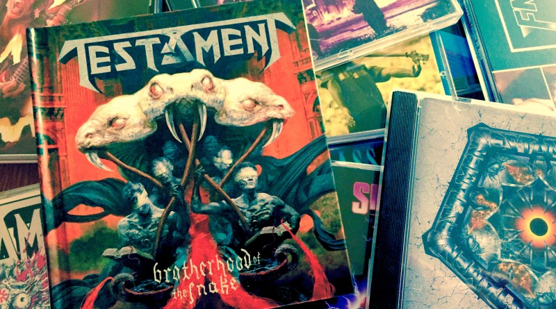 Brotherhood of the Snake (2016) Testament