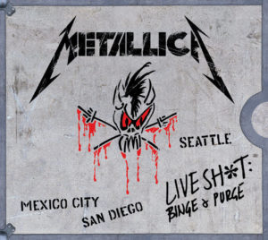 Live Shit: Binge & Purge by Metallica (1993)