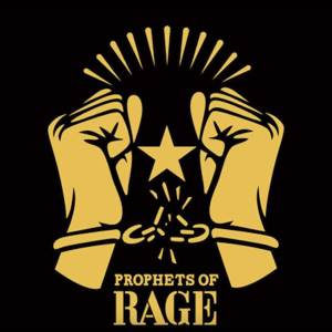 Prophets of Rage - The Party's Over, 2016
