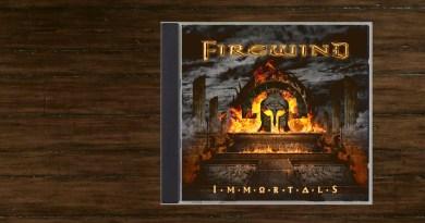 """Firewind """"Immortals"""" (2017)"""