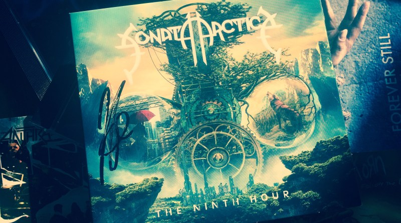 "Sonata Arctica ""The Ninth Hour"" (2016)"