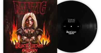 "Danzig ""Black Laden Crown"" (2017)"