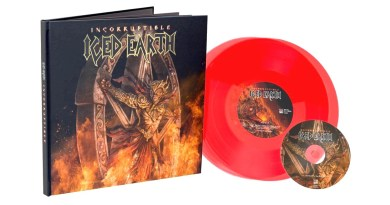 Iced Earth - Incorruptible (2017)
