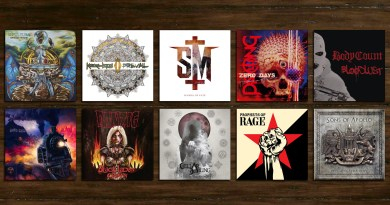 The 10 Best Heavy Metal Studio Albums of 2017