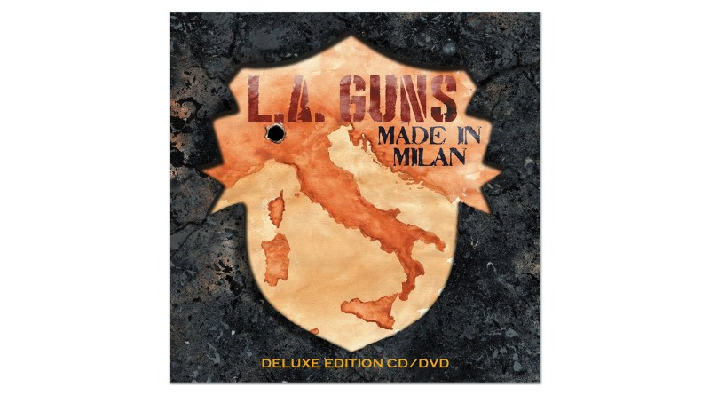 L.A. Guns Made in Milan (2018)