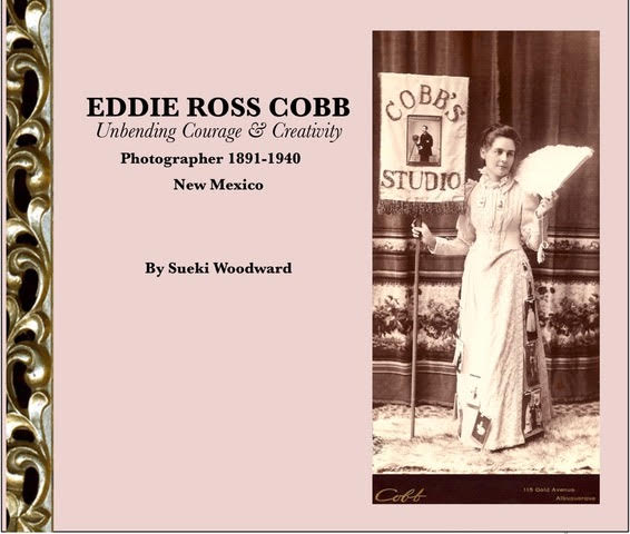 Book Cover - Edie Ross Cobb