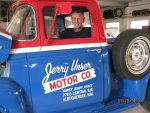 Albuquerque Historical Society - Jerry Unser - Courtesy Ford Museum