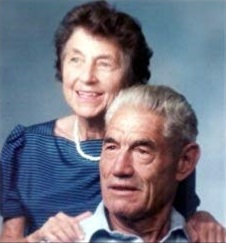 Photo of Joan and Hy Rosner - Producers of Albuquerque's Environmental Story