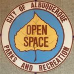 ABQ OPen Space logo