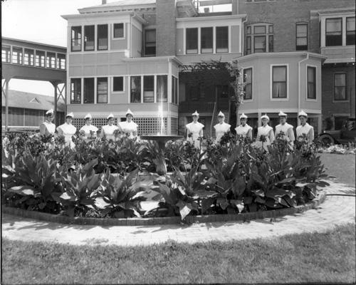 Albuquerque Historical Society - St Joeseph Sanatorium