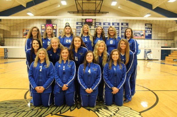 Women's Volleyball | Alice Lloyd College