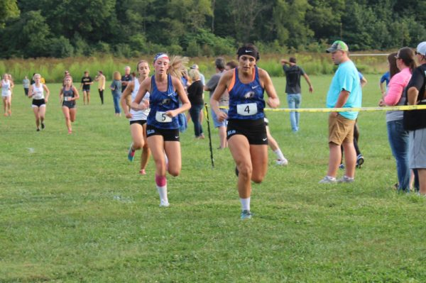 ALC Women's and Men's Cross Country Finish Second in Run ...