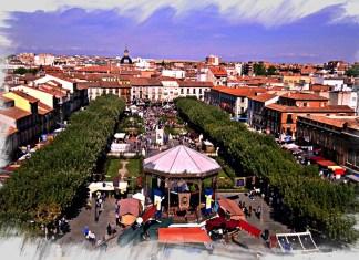 Mercado Cervantino en Alcalá de Henares