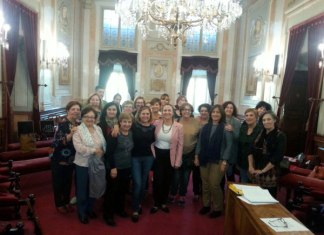 Consejo de la Mujer en Alcalá
