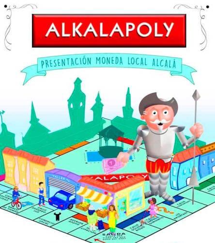 """""""moneda local"""" de Alcalá de Henares"""