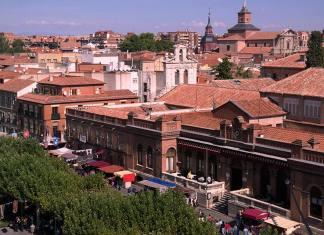 Vistas de un dia de Mercado Cervantino