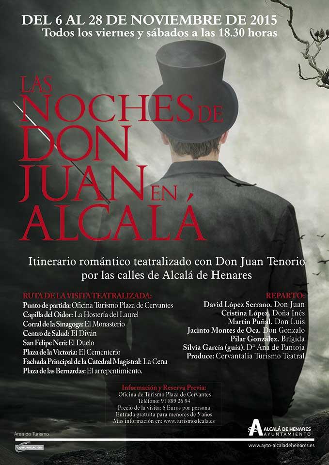 Las noche de Don Juan en Alcalá