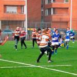 Rugby femenino en Alcalá de Henares