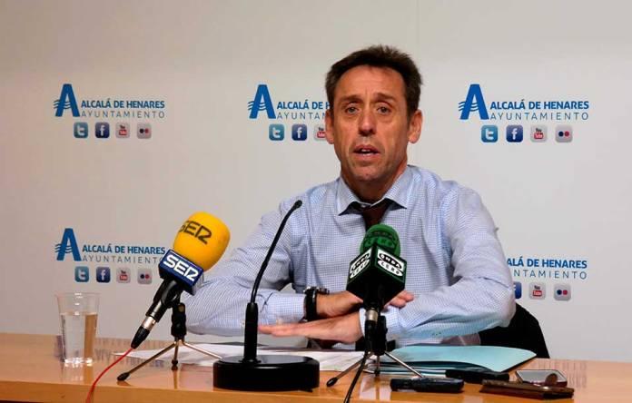 Fernando Fernández Lara, concejal de Hacienda