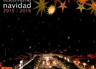 Cartel Oficial de Navidad 2015-2016 en Alcalá de Henares