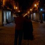 Contemplando la calle Mayor