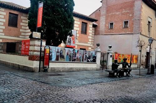 Casa-Museo Natal de Cervantes en Alcalá de Henares