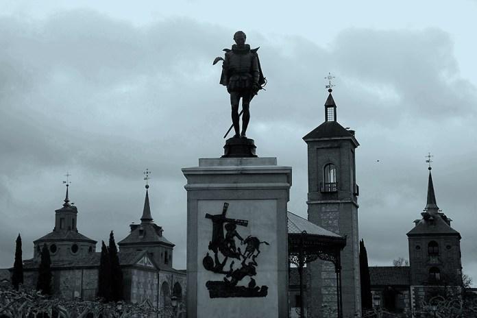Cervantes en el IV Centenario