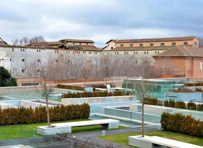 Vista desde el Parador de Alcalá
