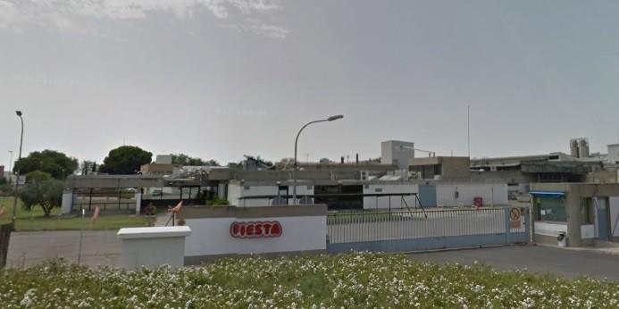 Fábrica Fiesta en Alcalá de Henares