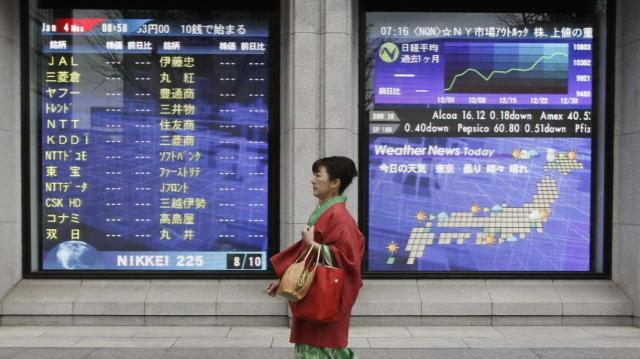 Hipoteca en yenes