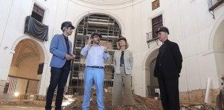 """Monasterio de las Bernardas """"Abierto por Obras"""""""
