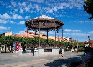 Domingo de Julio en la Plaza de Cervantes